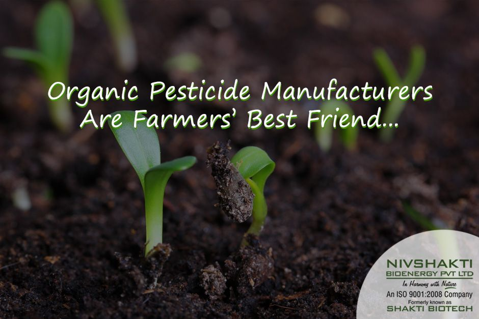 organic pesticides manufacturers